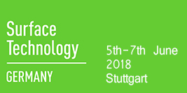 Messe Surface Technology 5.-7. Juni 2018